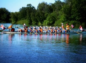 Sports Coaching of Dragon Boat Teams